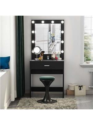 Mini Makyaj Masası ve Ayna Takım
