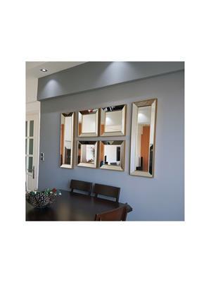 Dekoratif Ayna Takımı