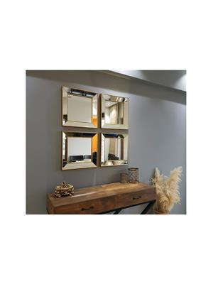 Dekoratif Kare Ayna